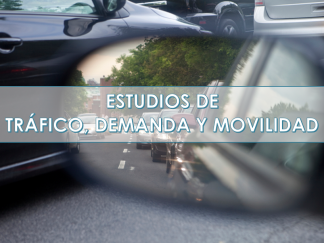 Estudios de tráfico y demanda